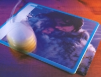 Magic Photo Insert Mouse Pads
