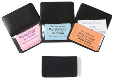 Black Color Plastic Wallet